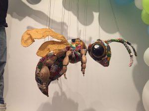 Puppet Bee